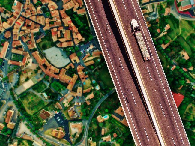Finelog autostrada
