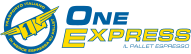 One Express logo