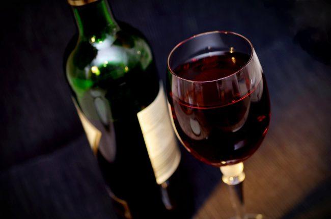 Transport wina